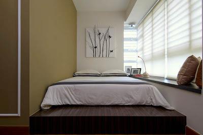 Kamar Tidur Minimalis1 Desain Kamar Tidur Minimalis Untuk Ruangan Sempit