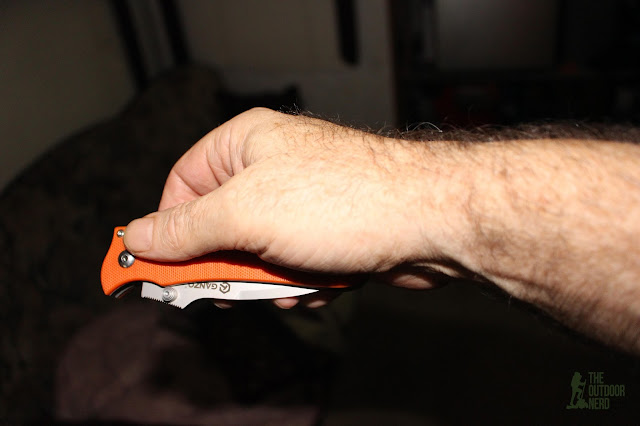 Ganzo G704 - In Hand 3
