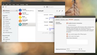 Enpass 5.0 Linux