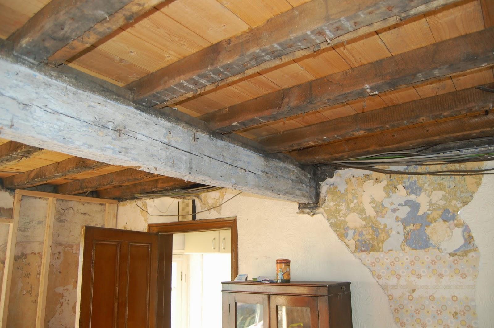 Old beams, new life for them #lifeonpigrow