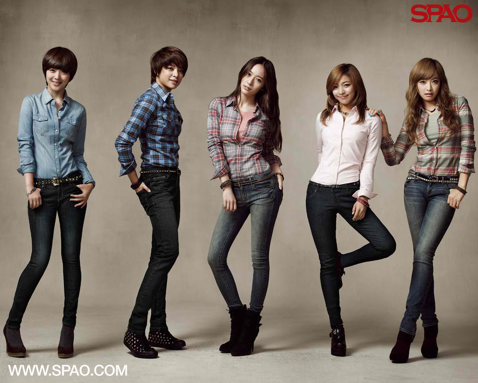 "Dhictator Blog's: Super Junior with f(x) ""SPAO"" [Photos]"
