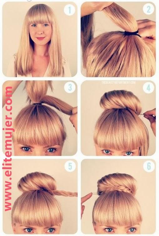 Peinados fáciles para cabello corto Short hair hairstyles YouTube - Yuya Peinados Para Cabello Corto