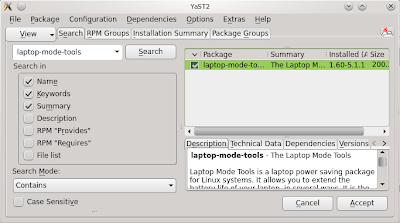 install laptop-mode-tools linux