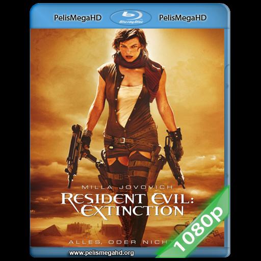 RESIDENT EVIL: EXTINCIÓN (2007) FULL 1080P HD MKV ESPAÑOL LATINO