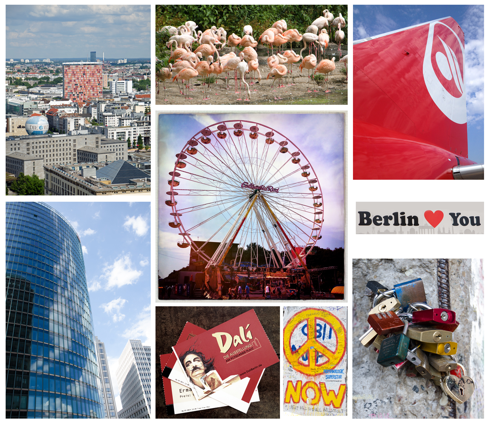 Berlin snapshots July 2014