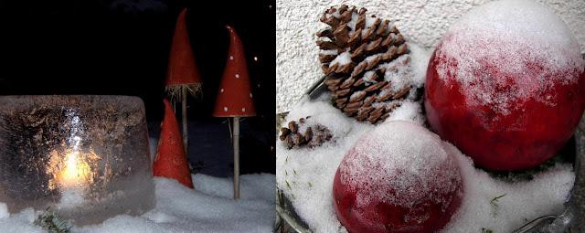 Frostsicherheit von Gartenkeramik - Freude auch im Winter
