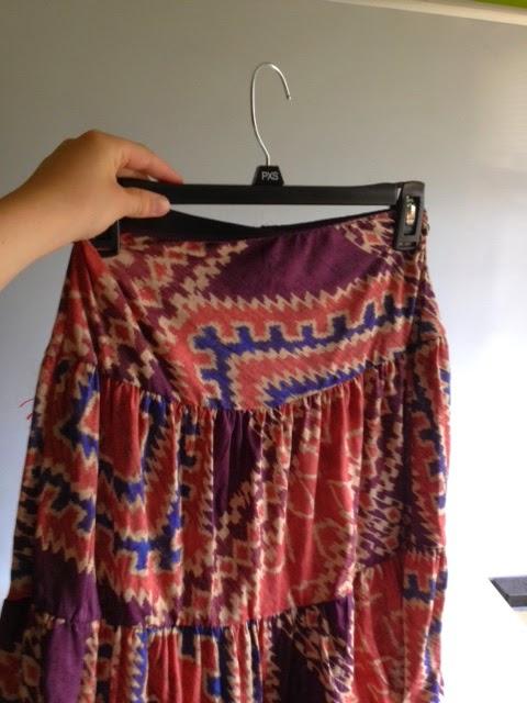 kohl's skirt