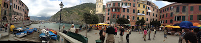 Cinque Terre and Florence, Italy