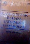 KAMUS BESAR BHS.INDONESIA / Gramedia. Rp.375.000 / Disc.20% (Terbaru)