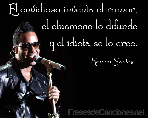 Romeo Santos y sus mejores frases|El Rey De La Bachata