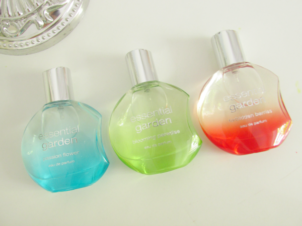 essential garden Parfums review
