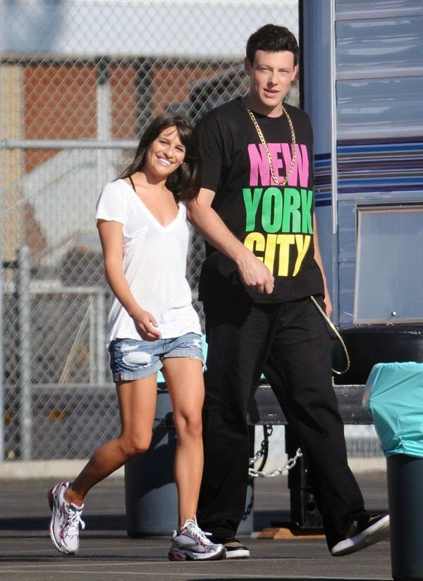 Lea & Cory passeando