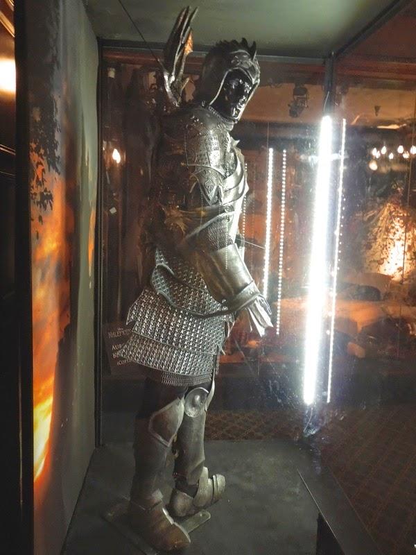 King Stefan suit armor Maleficent