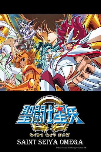 Saint Seiya Omega (Temporada 2 Japonés Subtitulada) (2013)