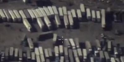 Citra Satelit Rusia adalah Bukti Tudahan yang Salah Sasaran