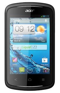 Acer Liquid Z120 Harga Dan Spesifikasi, Hp Android 1 Jutaan