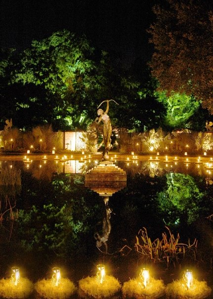 Nights Of A Thousand Candles At Brookgreen Gardens A Holiday Highlight In Myrtle Beach
