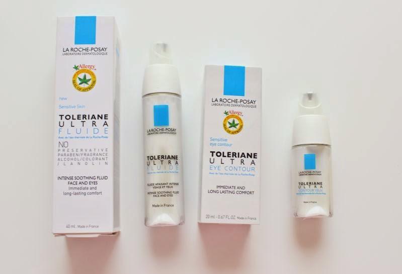 La Roche-Posay Toleraine Ultra Skin Care