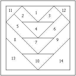 Patchwork armilla mercedes s l patrones patchwork - Patrones de casas de patchwork gratis ...