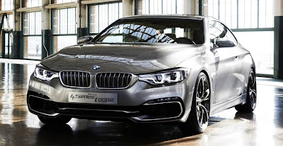 BMW Concept Coupé 4 Series