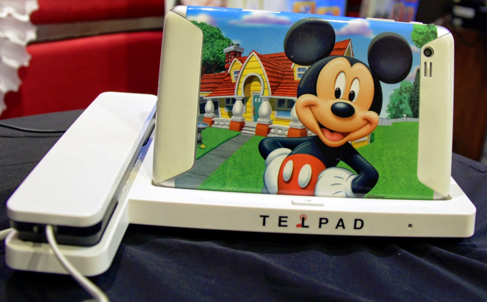PLDT HOME Disney Telpad