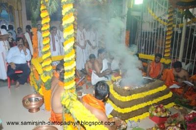Shree Moolarka Ganesh Sthapana