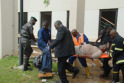 UN House Bombing: Inbuilt fire extinguisher saved building from burning – Source 1