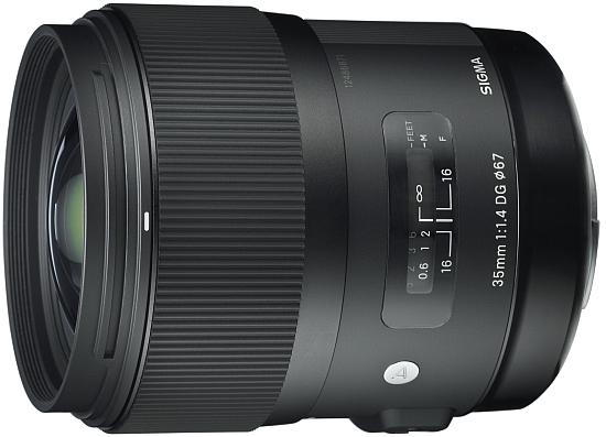 Sigma 35mm f/1.4 DG HSM, sigma 35mm, 35mm, lente sigma, f1.4, dg, nuevo lente, novedad de sigma