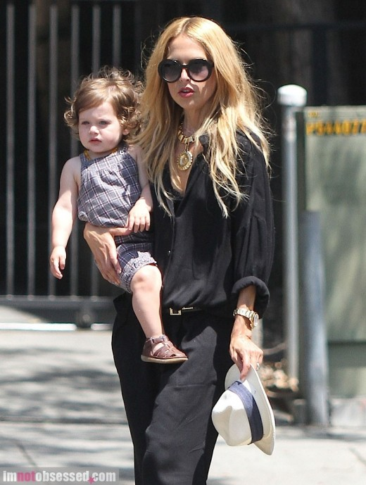 Rachel Zoe Grabs Lunch With Her Little Guy » Gossip | Rachel Zoe