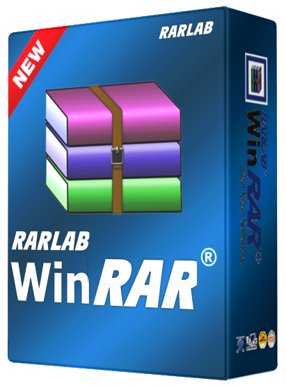 WinRar 32x64x 5.31 PT-BR Logo 2BWinRAR