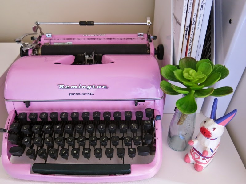 Restored Typewriter