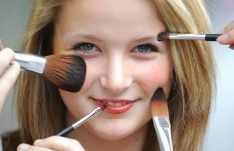 Some Dangerous Ingredients - Make Up Products