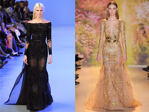 Elie Saab and Zuhair Murad