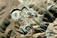 Fordow nuclear site near Qom