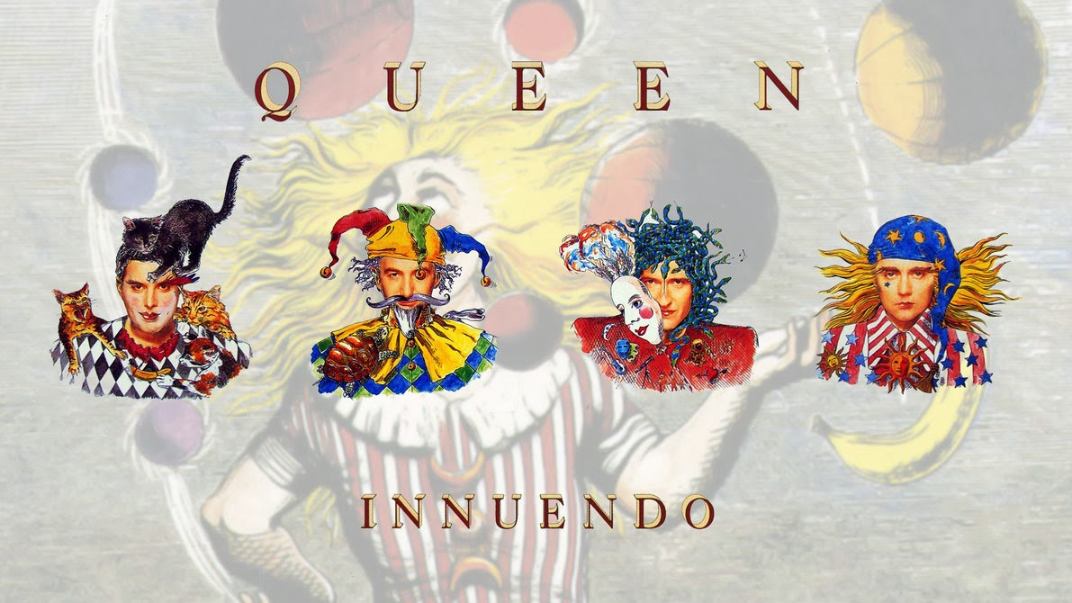Queen Innuendo By Felipemuve D A B on Brian May Guitar Rig