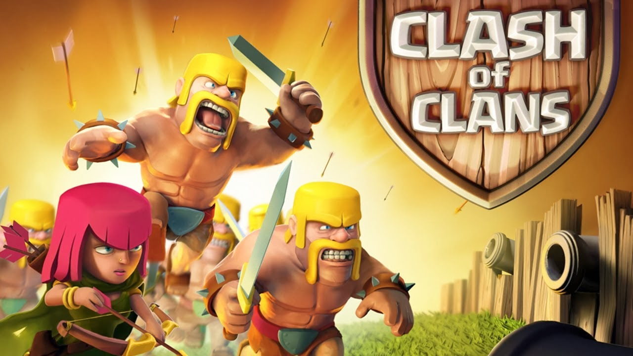 Cheating in clash of clans