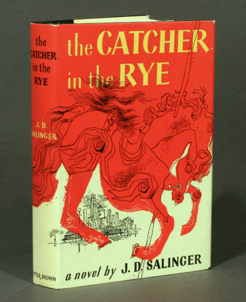 a review of the catcher in the rye The catcher in the rye by jd salinger 944 words | 4 pages many people have different aspects and impressions on a teenager's life some say society is the problem for their misbehaviours while others say it is the child who is responsible.