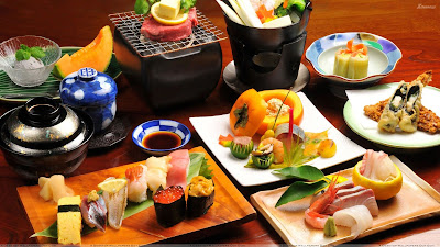 Diet foods and fruits for 400 sage japanese cuisine