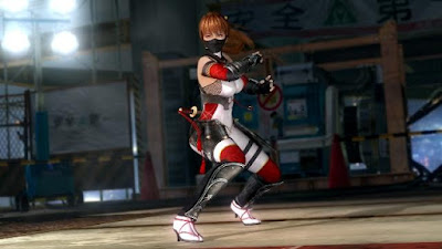 Dead or Alive 5 Last Round PC Games Screenshots