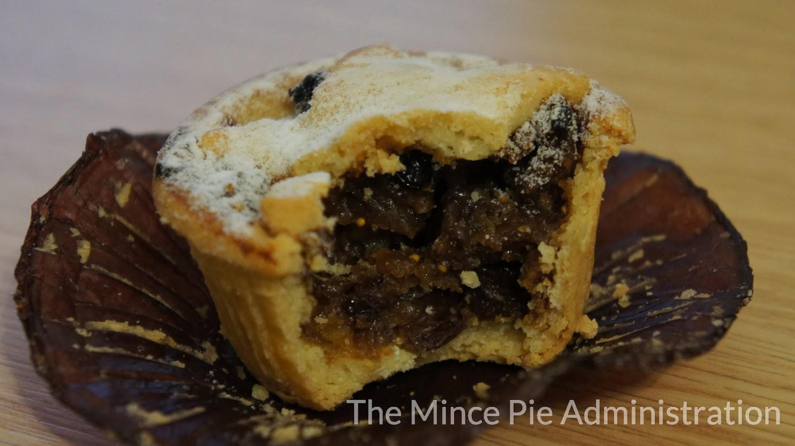 The Mince Pie Administration: Pret A Manger - Mince Pie