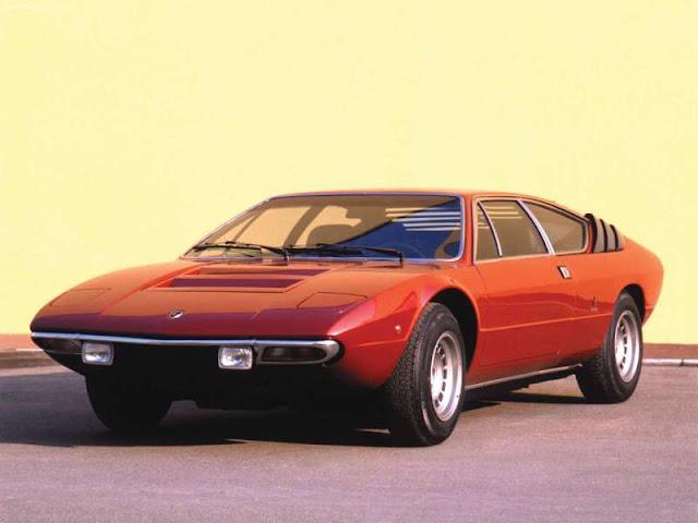 Lamborghini Urraco (1972)