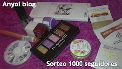 SORTEO 1000 SEGUIDORES