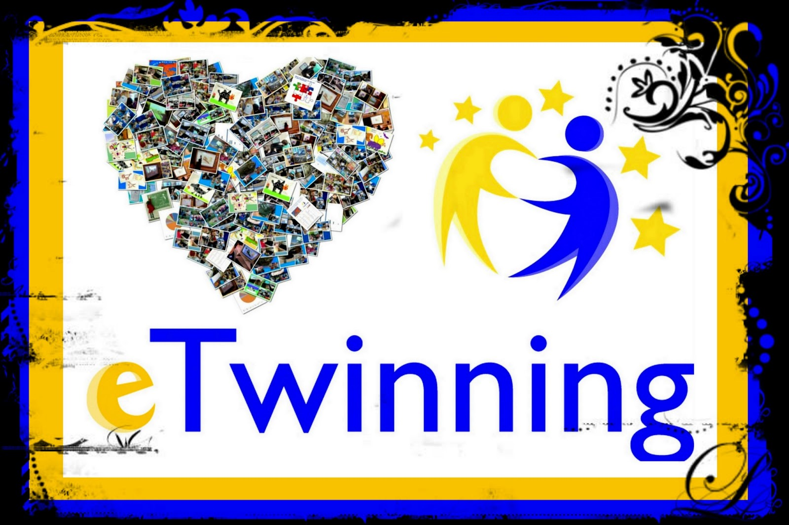 WE WORK IN E-TWINNING