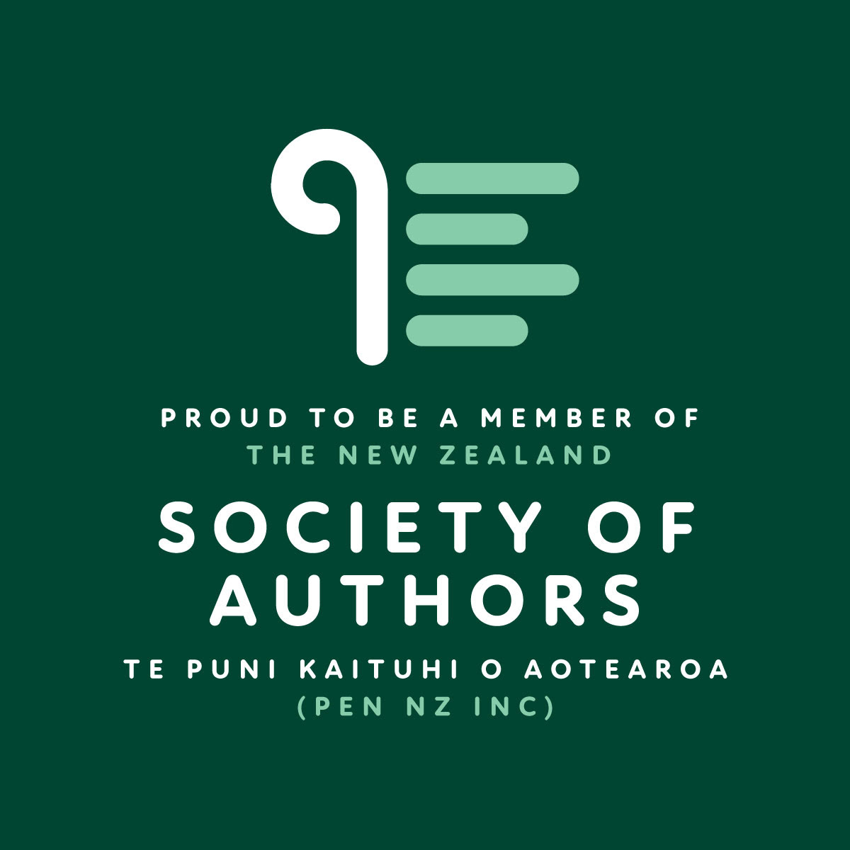 Proud to be a member of: