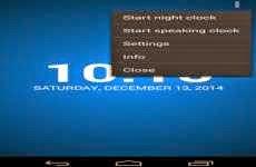 Horloge Parlante: la hora exacta en un reloj con voz para Android