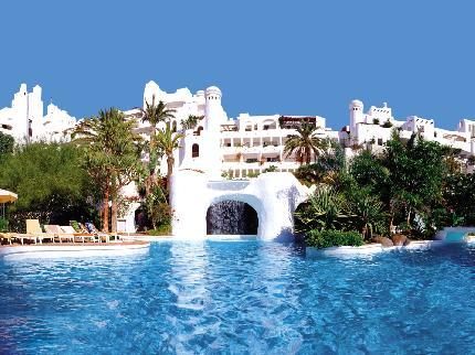 Summering for Hotel jardin tropical tenerife sur