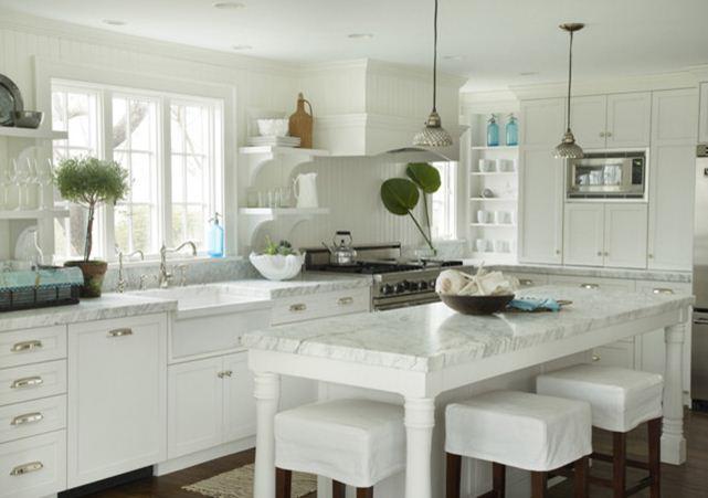 Jll design designer feature molly frey design - Narrow kitchen island table ...