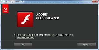 Adobe Flash Player Offline Terbaru 17.0.0.188 Langsung Install
