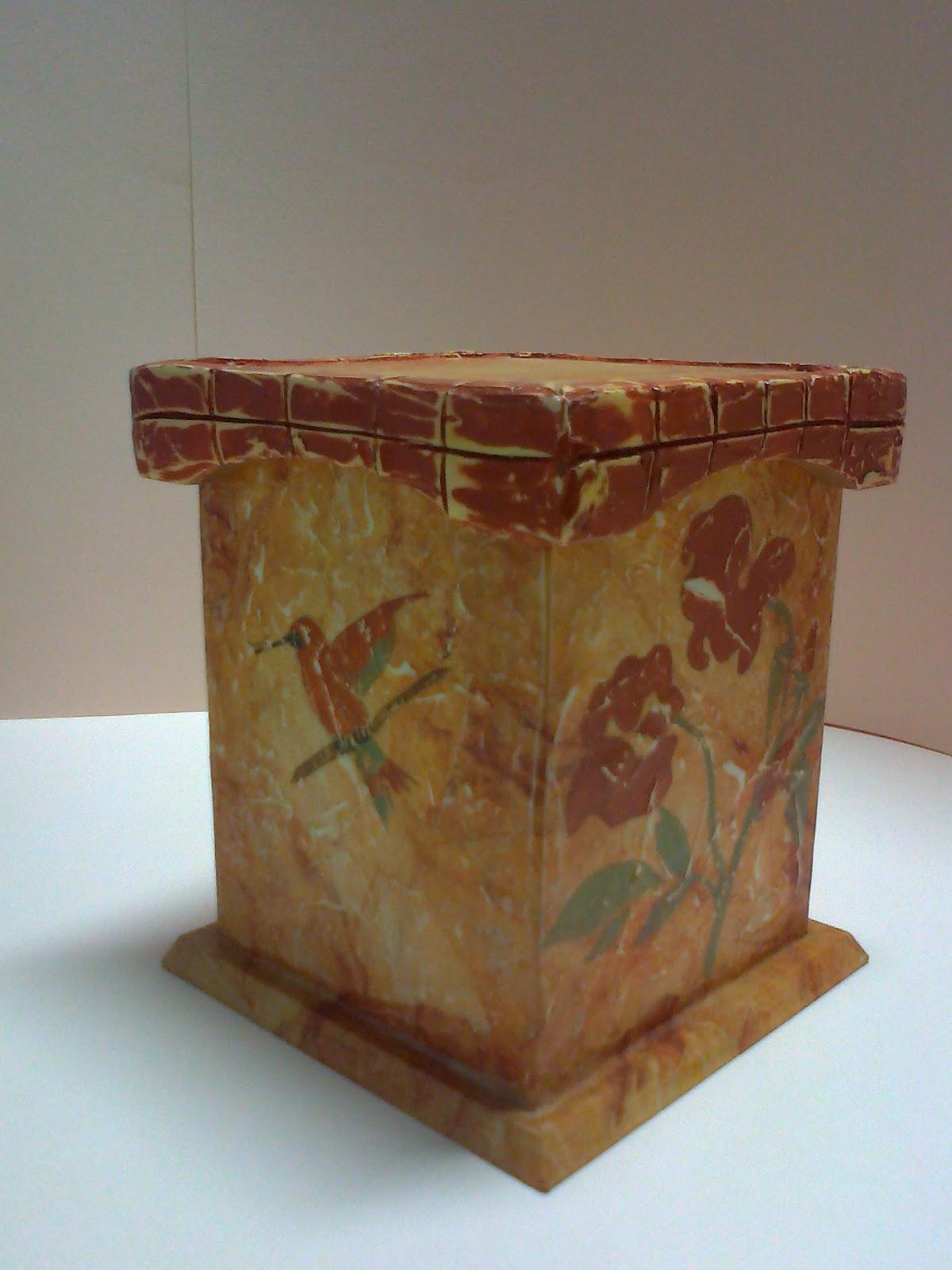 Manualidades gavimar caja madera - Caja madera manualidades ...