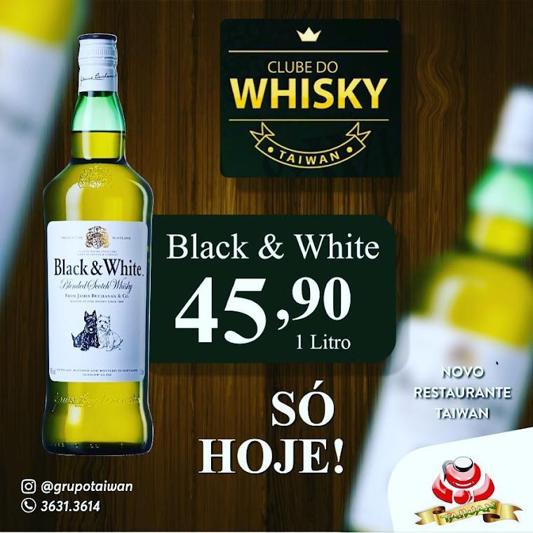Clube do Whisky no Novo Restaurante Taiwan, F. 3631-3614 em Timbaúba